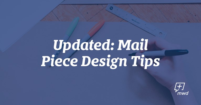 Updated: Mail Piece Design Tips