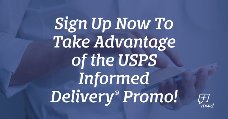 Want to Save on Postage and Add New Email Access with Informed Delivery?