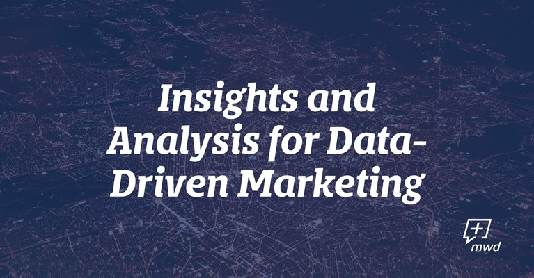 Generating Insights and Analysis for Data-Driven Marketing