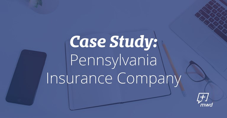 Pennsylvania Insurance Company - Case Study