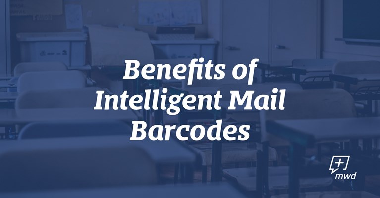 Benefits of Intelligent Mail Barcodes
