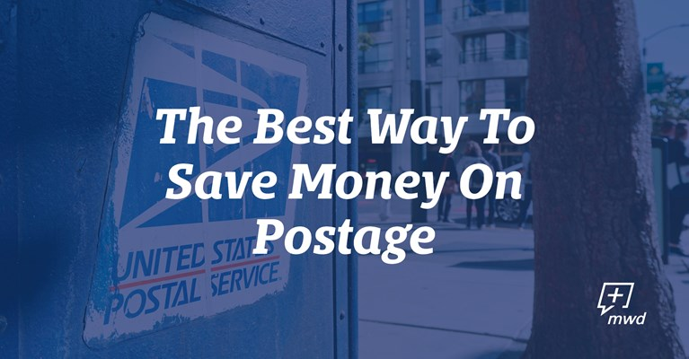 The Best Way to Save Money on Postage