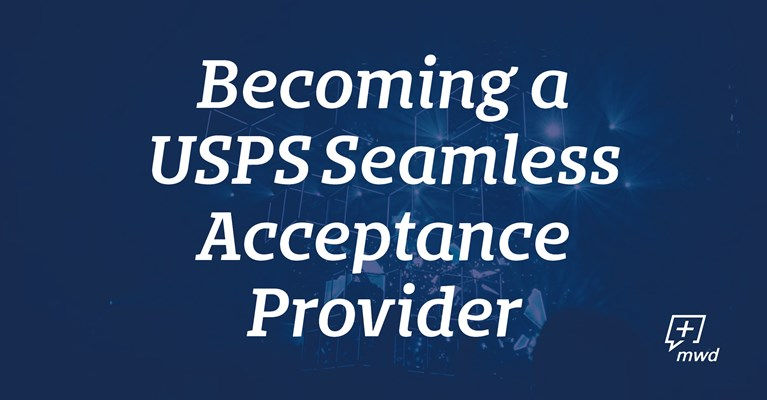 USPS Seamless Acceptance