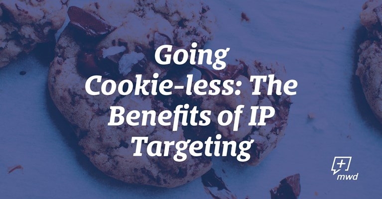 Going Cookie-less: The Benefits of IP Targeting