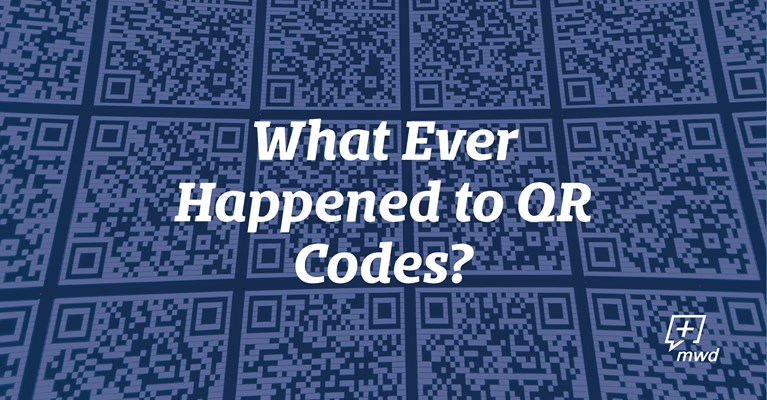 What Ever Happened to QR Codes?