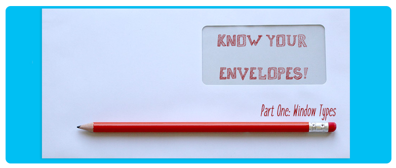 know your envelopes pt 1