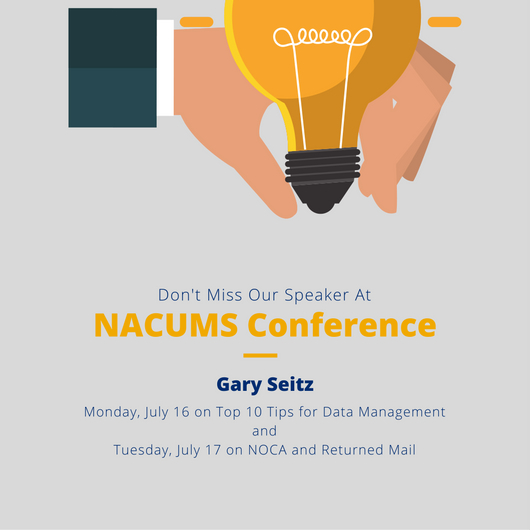 NACUMS Announcement